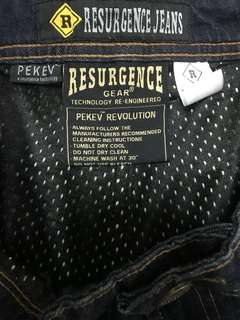 Resurgence Riding Jeans