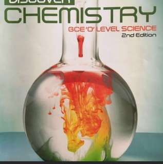 Discover Chemistry o level