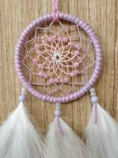 Lavender Field Dreamcatcher