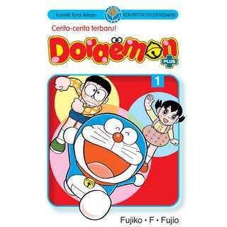 Mencari Komik Doraemon Plus no 1