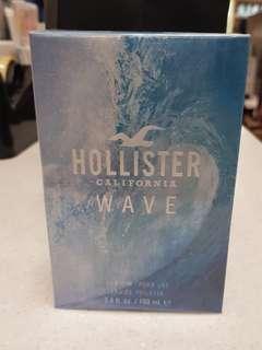 $40 100% Original Hollister wave MEN 100ML