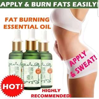 Fat Burning Diet Essential Oil