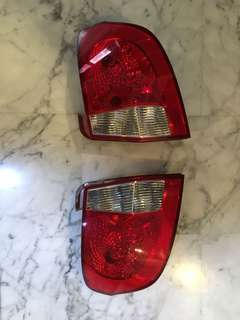 Getz FL original tail light