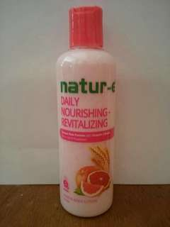 Natur E Body Lotion Nourishing Revitalizing 245 ml