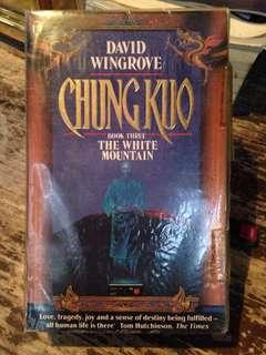 CHUNG KUO  - The White Mountain