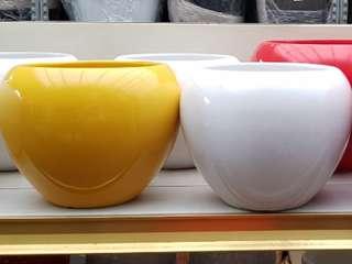 Planting Accessories - Porcelain pots ($15/$18)
