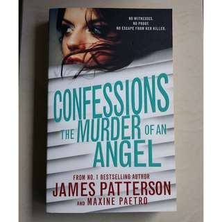The Murder of an Angel by James Patterson, Maxine Paetro