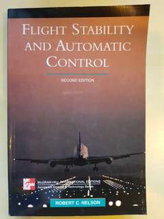 Flight Stability and Automatic Control - Nelson