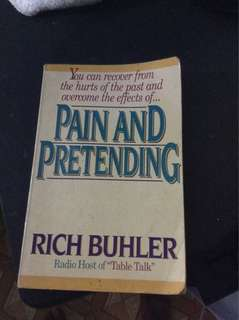 Pain and Pretending