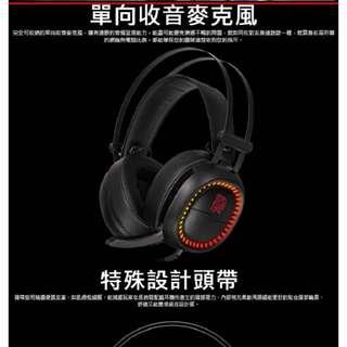 商品資訊 Tt eSPORTS震撼者SOCK 【進化版】 RGB 電競耳機