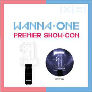[PO] Wanna One Unofficial Lightstick