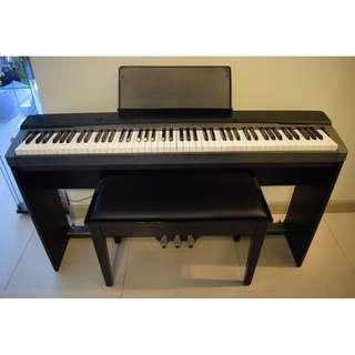 Casio Privia PX-130 Black Digital Piano