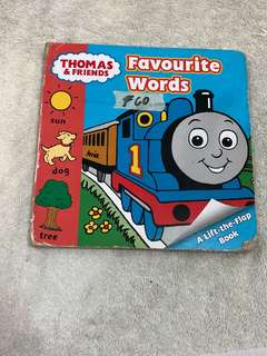 Thomas & Friends Favorite Words