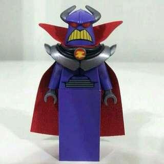 Lego Toy Story Zurg Minifigure