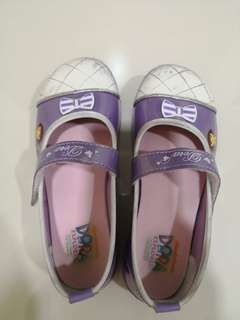 Dora Shoes For Girl, Size 20