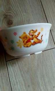 🚚 維尼熊 童用美耐皿碗