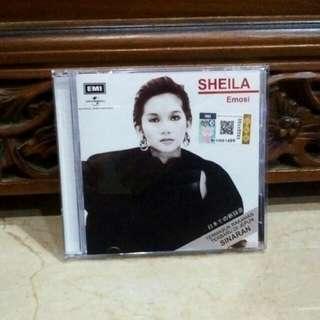 CD...Sheila Majid - Emosi