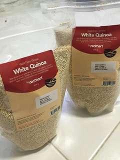 White Quinoa (from Redmart)