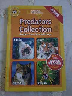 National Geographic Kids Predators collection