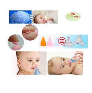 Nose cleaner for baby