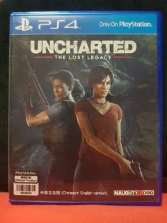 Ps4 Uncharted The Lost Legacy (R3)