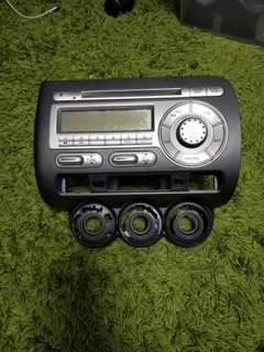 Honda Fit/Jazz Original Radio Set