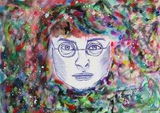 Harry potter painting (Not on canvas)