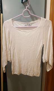 American Exchange White top
