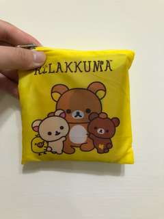 懶懶熊購物袋