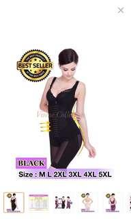 Full body ultra slim corset