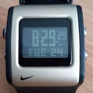 Nike Mettle Blade Black Unisex Watch Wc0037-002