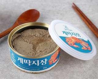 韓國蟹膏 (一盒三罐)