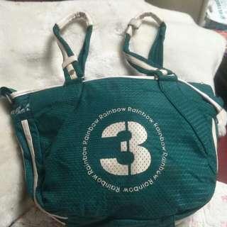 🚚 綠色手提袋