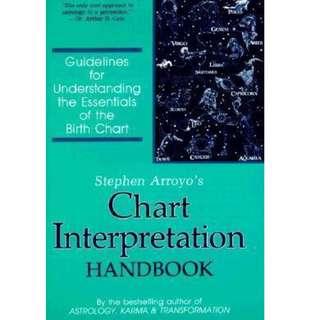 Chart Interpretation Handbook : Guidelines for Understanding the Essentials of the Birth Chart by Stephen Arroyo
