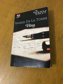 "My Special Valentine Pocketbook Desire Uncut ""Fling"""