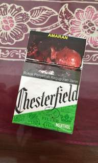 Chesterfield Cigarette