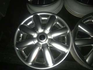 Original rim mini cooper 17inchi