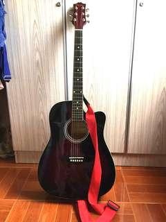 Gitar Morrison Untuk Di jual