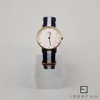 全新 Daniel Wellington Classy Glasgow 手錶