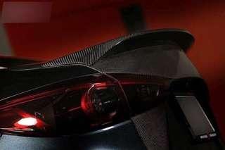 Mazda 3 Carbon Fiber Spoiler
