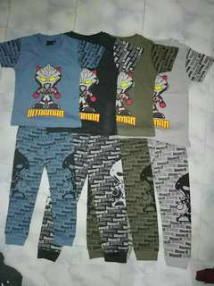 💙 Ultraman PJ Set 💙