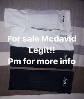 McDavid knee pad