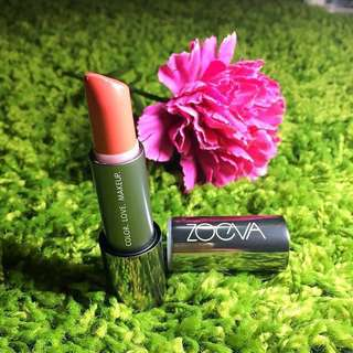 ZOEVA Luxe Cream Lipstick in Melting Kisses