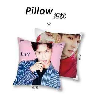 EXO Lay Pillow