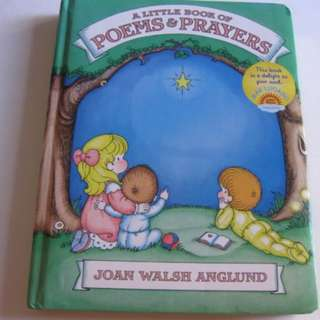 A Little Book of Poems and Prayers (2005, Board Book, Reissue) by Joan Walsh Anglund
