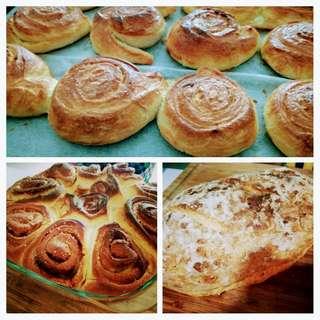 Baking class, master the sourdough