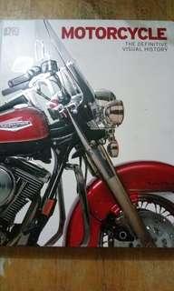 Motorcycle Visual History Book