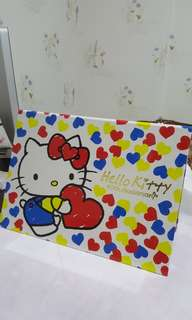 Hello Kitty Singpost 40th Anniversary Stamp Book