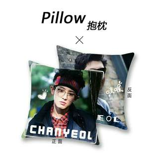 EXO Chanyeol Pillow
