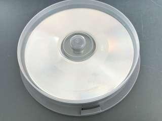 💽 100%全新 正貨 BENQ 700MB CD-Recordable 光碟 (5只) 連CD 紙套一包